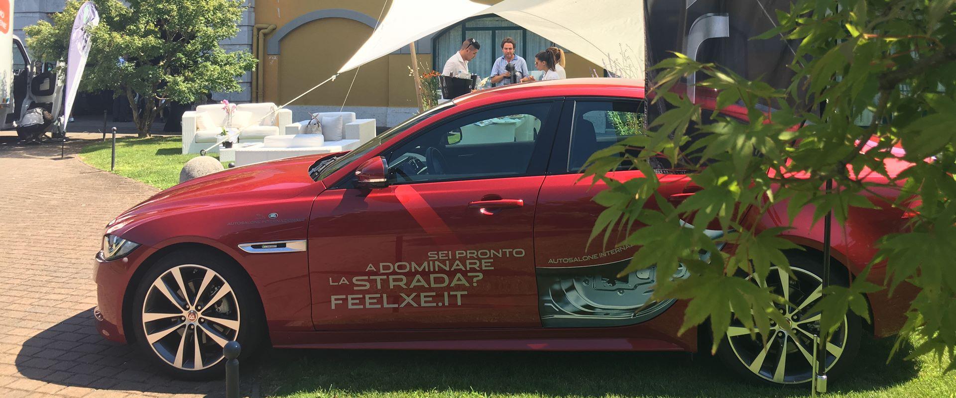 Launch Event Jaguar Land Rover: guarda le foto