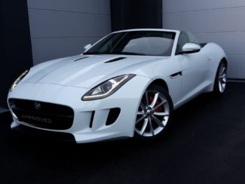 Permalink to: JAGUAR F-Type 3.0 V6 aut. Convertible
