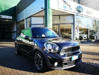 Permalink to: Paceman Mini Cooper SD Paceman ALL4