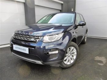 Permalink to: LAND ROVER Discovery Sport 2.0 TD4 150 CV