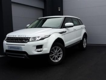Permalink to: LAND ROVER Range Rover Evoque 2.2 TD4 5p. Pure