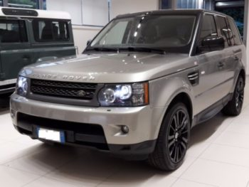 Permalink to: LAND ROVER Range Rover Sport 3.0 SDV6 HSE