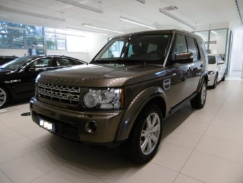 Permalink to: LAND ROVER Discovery 4 3.0 TDV6 SE