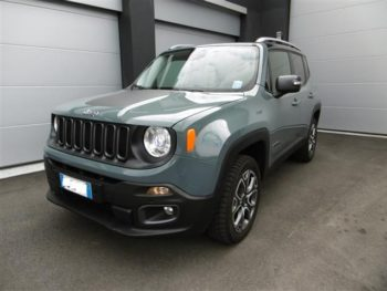 Permalink to: JEEP Renegade 2.0 Mjt 140CV 4WD Active Drive Limited