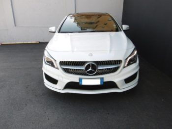 Permalink to: MERCEDES-BENZ CLA 200 CDI 4Matic Automatic Sport