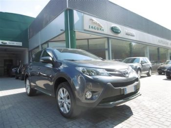 Permalink to: Toyota RAV 4 2.2 D-CAT A/T 4WD Lounge