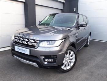 Permalink to: LAND ROVER Range Rover Sport 3.0 TDV6 HSE