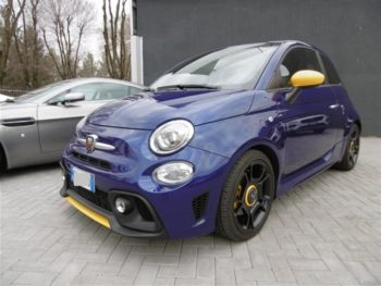 Permalink to: ABARTH 595 1.4 Turbo T-Jet 160 CV Pista