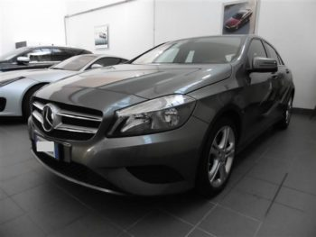 Permalink to: MERCEDES-BENZ A 180 CDI BlueEFFICIENCY Sport