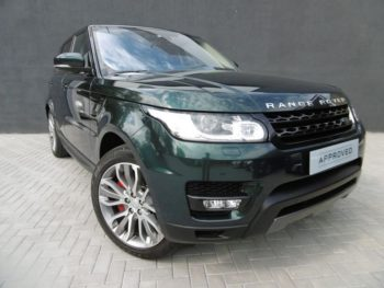 Permalink to: Land Rover Range Rover Sport RANGE ROVER SPORT HSE DYNAMIC SDV6